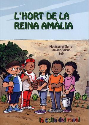 HORT DE LA REINA  AMALIA, L'