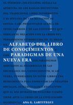 ALFABETO DEL LIBRO DE CONOCIMIENTOS
