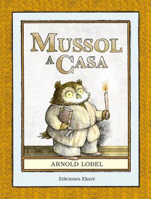 MUSSOL A CASA