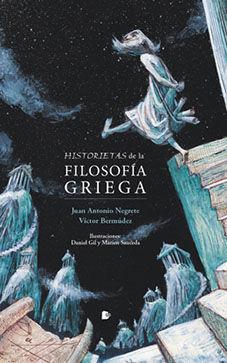 HISTORIETAS DE LA FILOSOFÍA GRIEGA