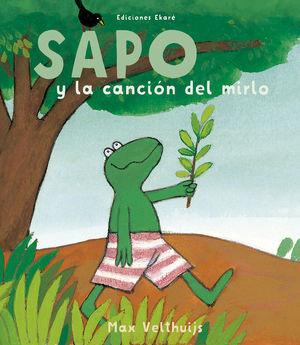 SAPO Y LA CANCIÓN DEL MIRLO