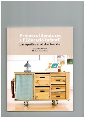 PRIMERES LITERATURES A L'EDUCACIÓ INFANTIL