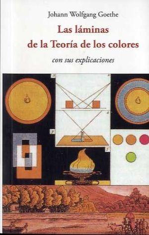 LÁMINAS DE LA TEORÍA DE LOS COLORES, LAS
