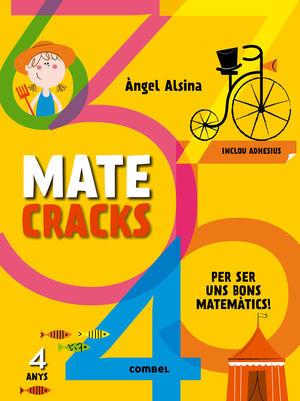 MATECRACKS PER SER UN BON MATEMÀTIC 4 ANYS