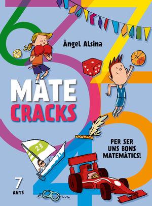 MATECRACKS PER SER UN BON MATEMÀTIC 7 ANYS