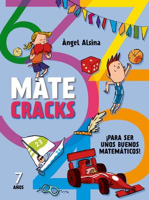 MATECRACKS PARA SER UN BUEN MATEMÁTICO 7 AÑOS
