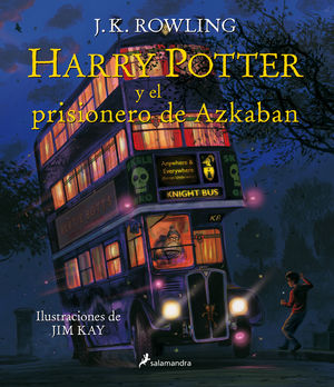 HARRY POTTER Y EL PRISIONERO DE AZKABAN (HARRY POTTER [EDICIÓN ILUSTRADA] 3)