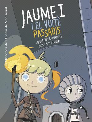 JAUME I I EL VUITE PASSADIS