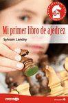 MI PRIMER LIBRO DE AJEDREZ  (BOLSILLO)