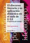 DISCURSO LITERARIO Y SU APLICACIÓN DIDÁCTICA EN EL AULA DE E/LE