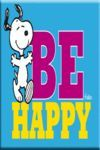 IMAN SNOOPY BE HAPPY