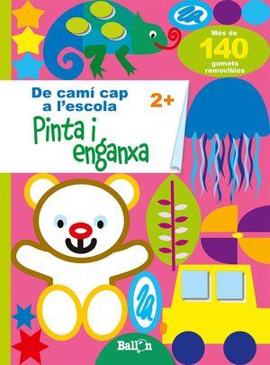PINTA I ENGANXA 2+