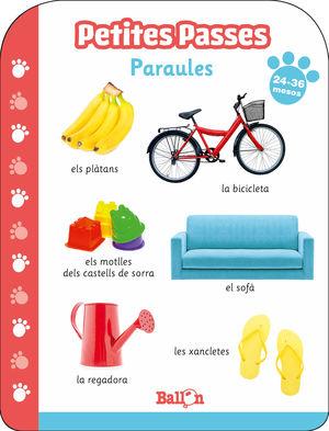PETITES PASSES - PARAULES 24-36 MESOS