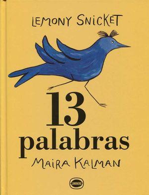 13 PALABRAS